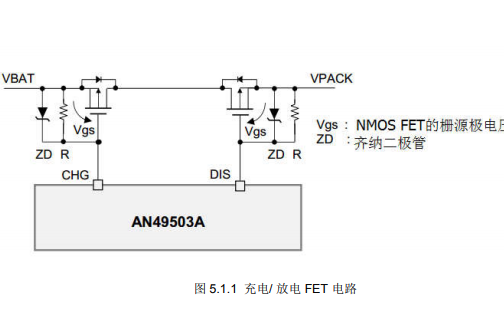 AN49503A工业电池监控芯片的详细资料概述免费下载