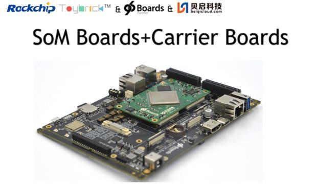 基于瑞芯微Toybrick高性能平台,Linaro发布两款96Boards SOM模块