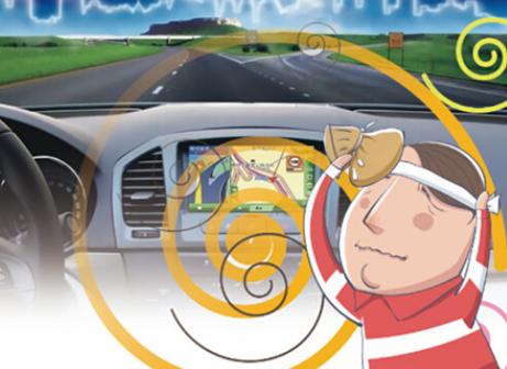 如何防止汽车电子设备的辐射骚扰