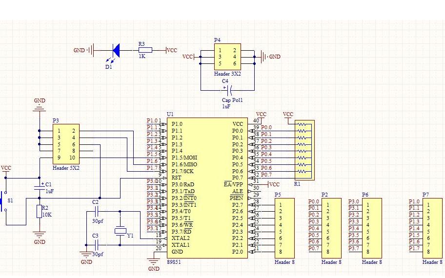 如何使用51单片机进行数控电源设计