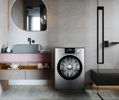 松下ALPHA阿尔法洗衣机告别千篇一律 成就生活之美