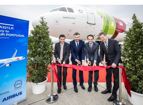 葡萄牙航空已成为首家同时运营A330neo和A321LR的航空公司