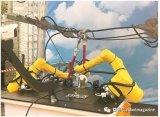 国内首个电网不停电作业机器人问世,预计今年6月上杆试运行