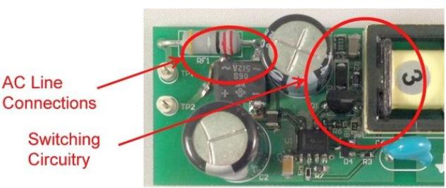 如何處理好電源中的寄生電容才能獲得符合EMI標準...
