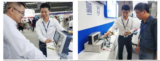 第93届中国电子展,鼎阳科技精彩亮相