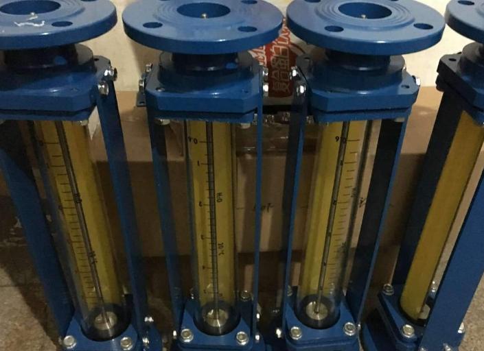 玻璃转子流量计的工作原理和操作使用