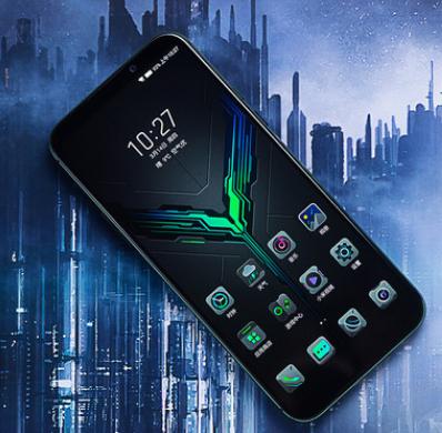 黑鲨游戏手机2已成为2019年第一季度性能最强机