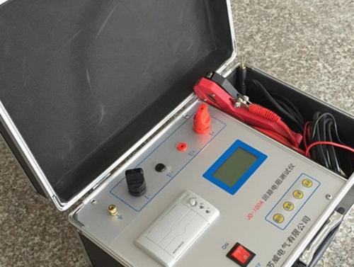 回路电阻测试仪的测试方法及特点