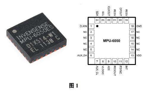 MPU6050是什么MPU6050的介绍和模组实际使用简单讲解