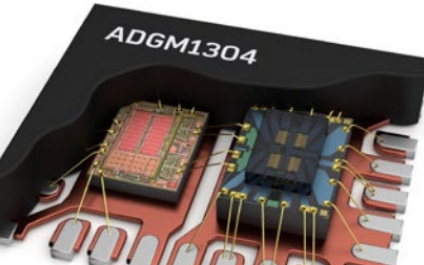 传感器领域大作:ADI公司的革命性MEMS开关技术基本原理