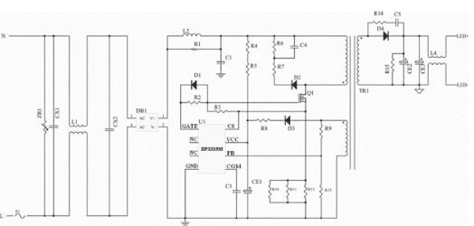 如何解决LED驱动电源的电磁干扰问题