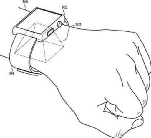 苹果推出一款新专利 Apple Watch可实现健康检测和生物识别