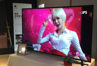 LG Display展示了OLED前沿科技产品 宣告了中国OLED时代的来临