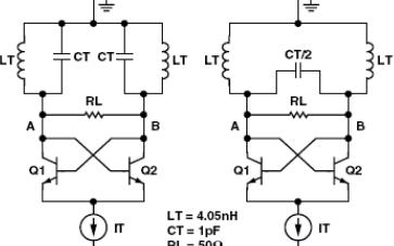 一种基本的LC调谐差分拓扑结构