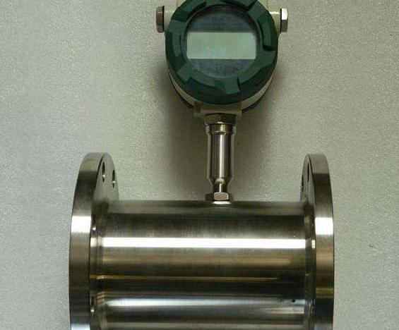 涡轮流量计的原理及安装条件