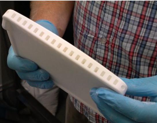 新西兰航空正在使用3D打印技术打印飞机零部件和飞机工具