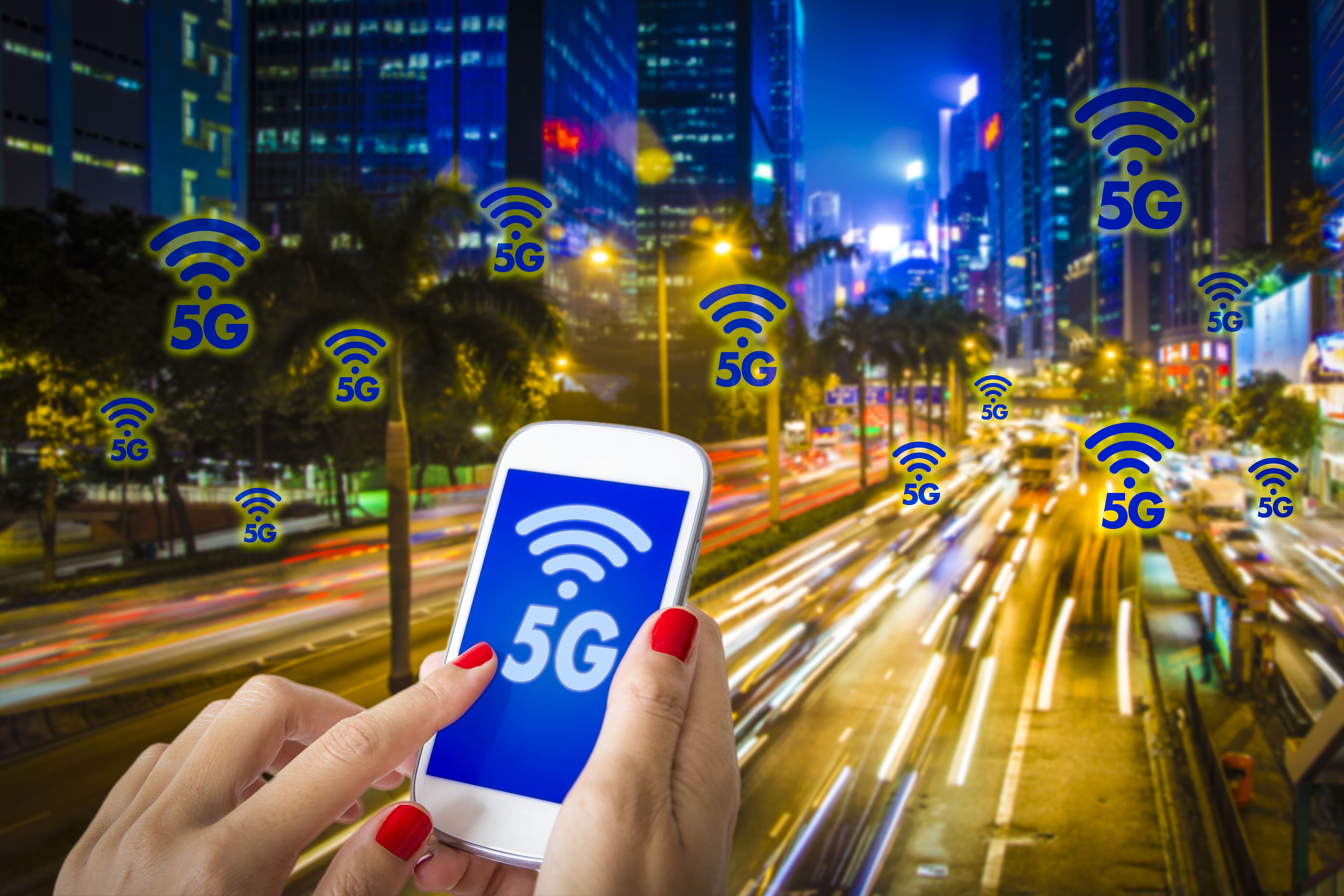 5G普及还需要多久?固定宽带会被5G所替代吗?