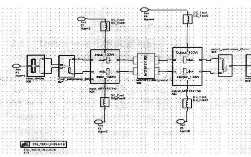 如何进行线性化Doherty功率放大器的设计