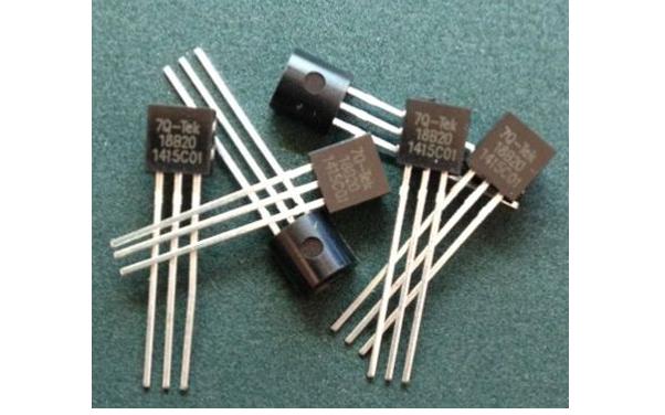 18B20温度传感器数码管显示的详细资料说明