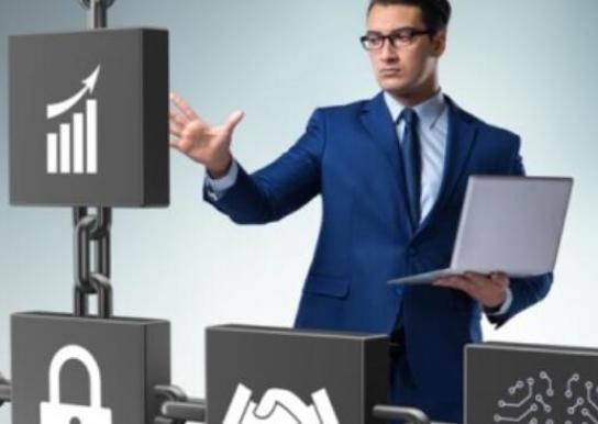 迪拜公司推出了区块链的网络安全系统