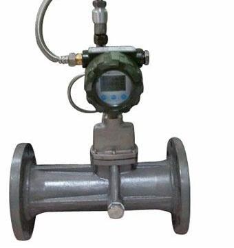 天然气流量计的结构及工作原理