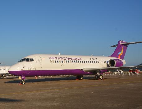 我国国产大飞机技术已全面提升ARJ21或将迎来新节点