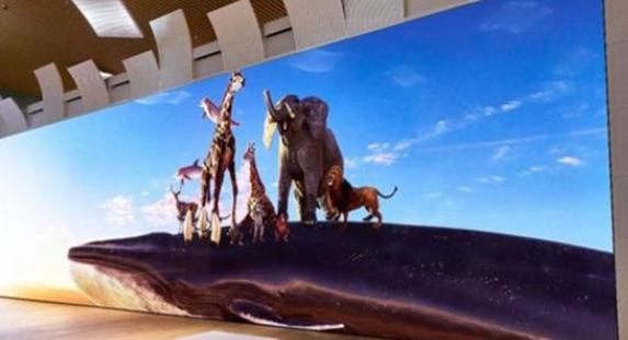 索尼宣布正在开发16K分辨率的大尺寸显示屏