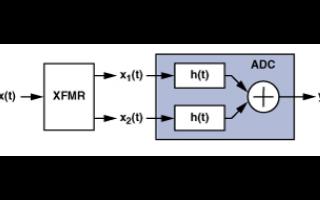 何时使用双变压器配置成为宽带A / D转换器前端设计的重要注意事项