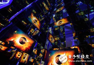 人类首张黑洞照片公布 三星QLED 8K电视还原真实世界的万千色彩