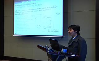 专家面对面研讨会合肥站-孟昊:问题解答和产品的现场调试(1)