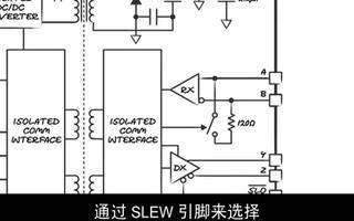 LTM2881隔离式RS485收发器的性能特点分析