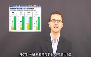 AD5791數據轉換器的優勢及應用