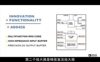 AD8436直流转换器的性能及应用解决方案