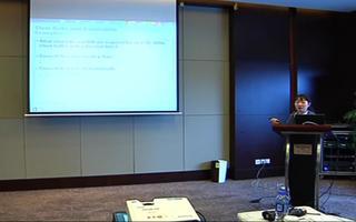 专家面对面研讨会合肥站-李云梅:应用中的常见问题和解决方法(2)