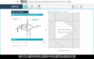 仪表放大器钻石图工具的使用方法