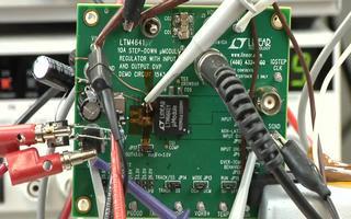 LTM4641μModule稳压器的性能及应用