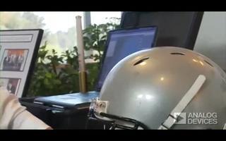 利用MEMS慣性傳感器實現足球場沖撞分析系統