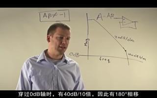 運算放大器的增益穩定性分析