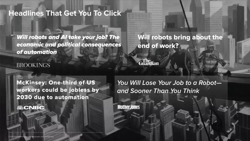 人工智能技术正在快速发展,将会给我们什么样的变化?人们应该如何与人工智能相处?