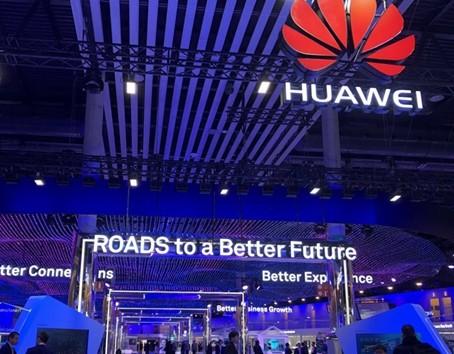 華為在廣州外場率先完成了5G商用的第一階段測試任務