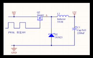 BUCK电源分立元件搭建的设计教程分享