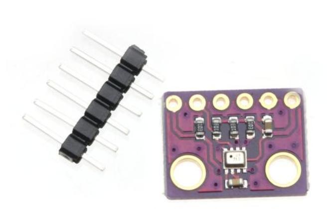 BMP280气压温度传感器的使用说明和单片机程序免费下载使用