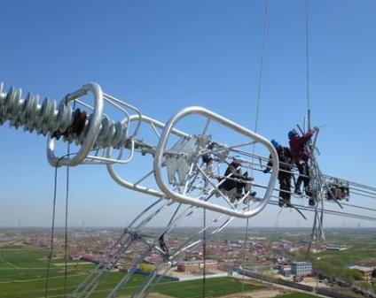 海南电网正在全面推进琼海乐城110千伏输变电新建工程