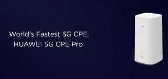 華為5G CPE Pro被低估 不僅僅是5G信號轉WiFi