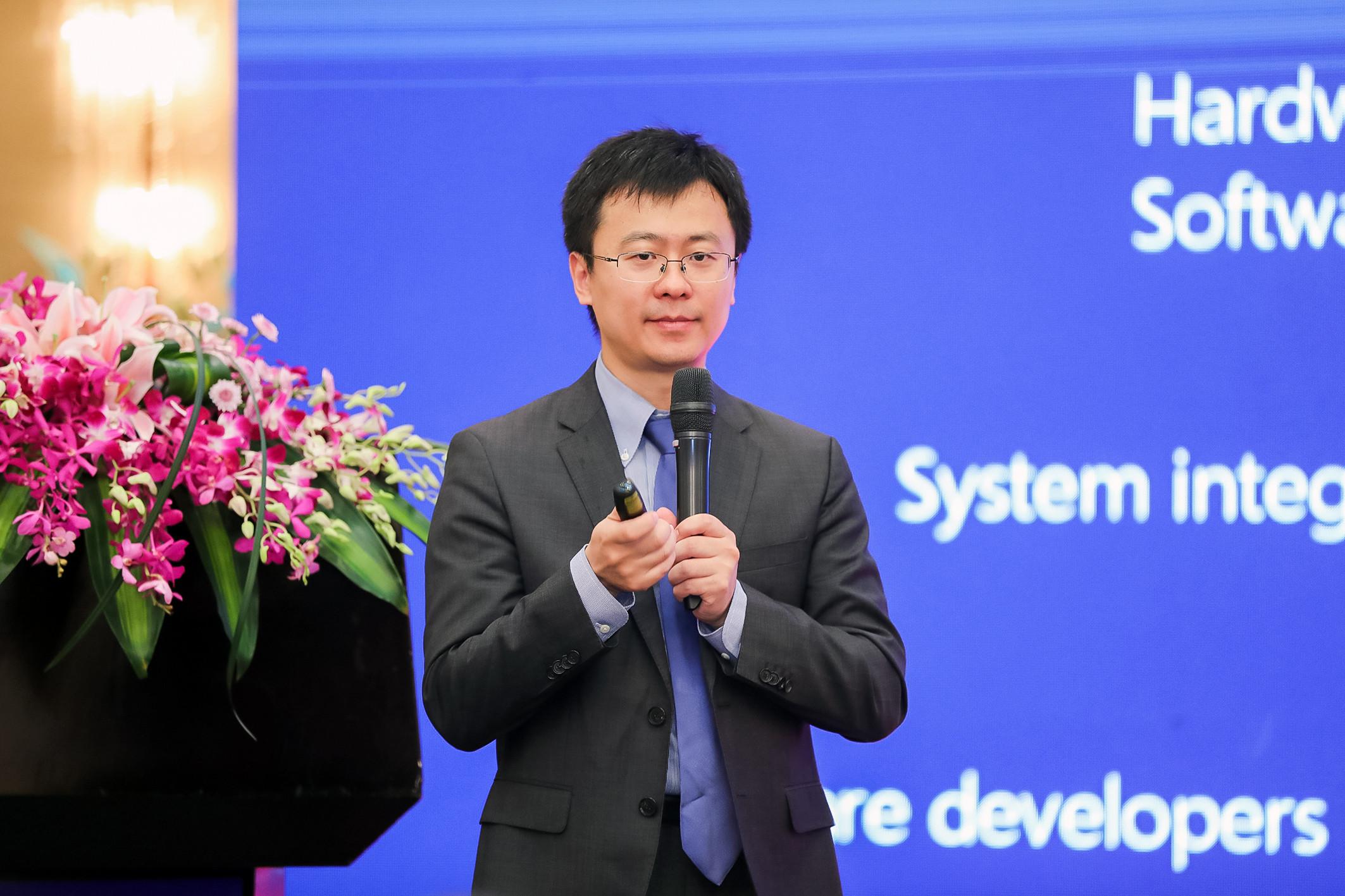 刘竞秀,赛灵思人工智能市场总监