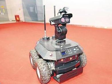 """中国机器人市场剧增 安防机器人市场也在不断""""丰腴"""""""