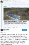 松下在特斯拉内华达州电池厂的电池生产线一直在约束着Model 3的产量