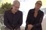 苹果的零售主管AngelaAhrendts正式离职
