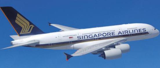 新加坡航空将与印尼鹰航进一步扩大代码共享协议