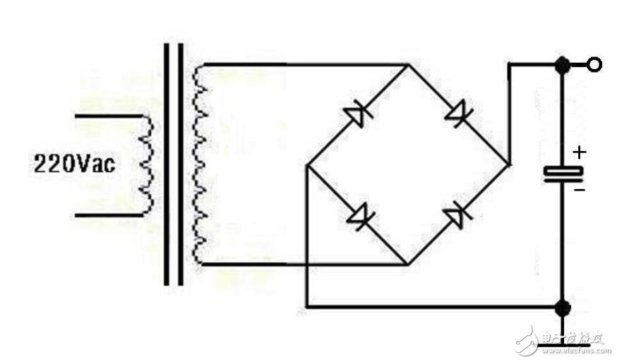 整流电路是利用二极管的什么特性